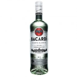 Run Bacardi Carta Branca