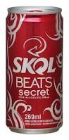 Skol Beats Secret Lata