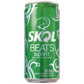 Skol Beats Spirit Lata