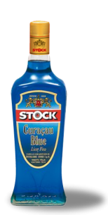 Licor Stock Curaçau Blue