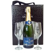 Kit Espumante Salton Brut 750 ml