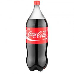Coca Cola Pet 2,5 litros