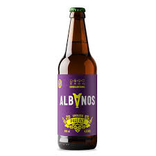 Albanos English Pale Ale