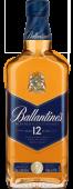 Whisky Ballantines 12 anos