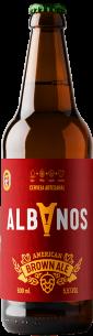 Albanos American Brown Ale