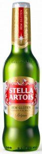 Stella Artois Sem Glúten Long Neck